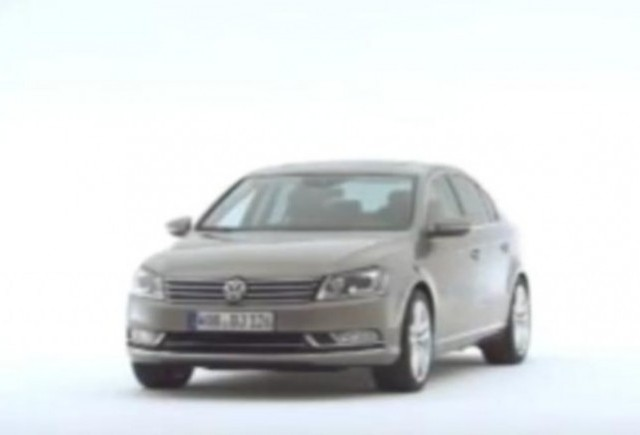 VIDEO: Noul Volkswagen Passat prezentat in detaliu
