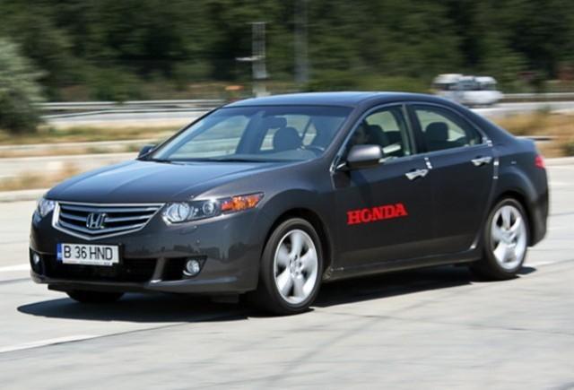 Honda primeste premiul Euro NCAP Advanced