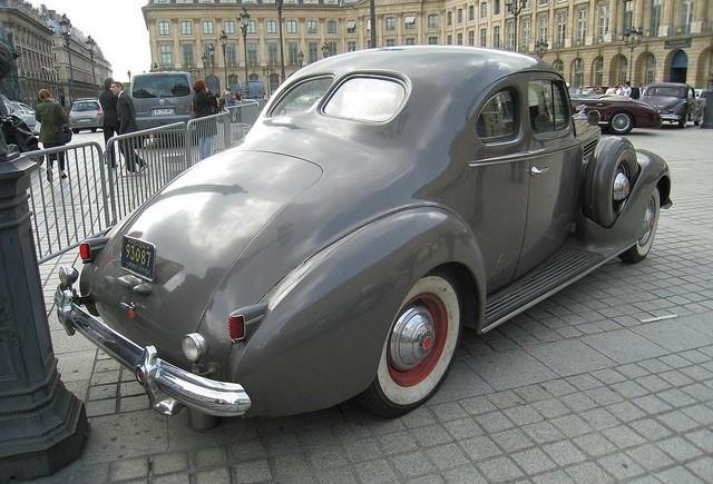Istoria Packard – primele decenii