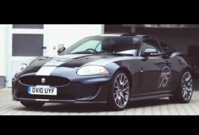 VIDEO: Jaguar XKR pe circuitul de la Nurburgring