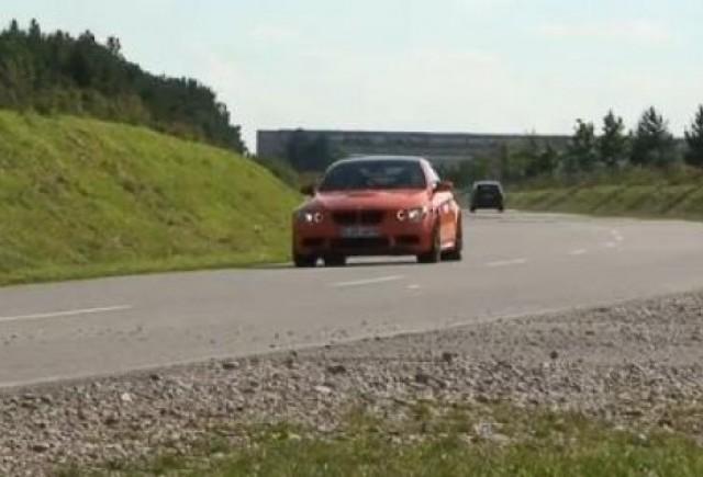 VIDEO: BMW M3 GTS, testat de Autocar