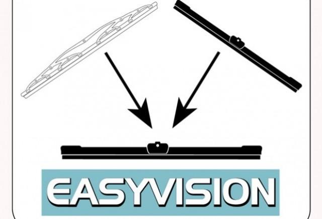 Noile stergatoare plate Easyvision din gama Champion