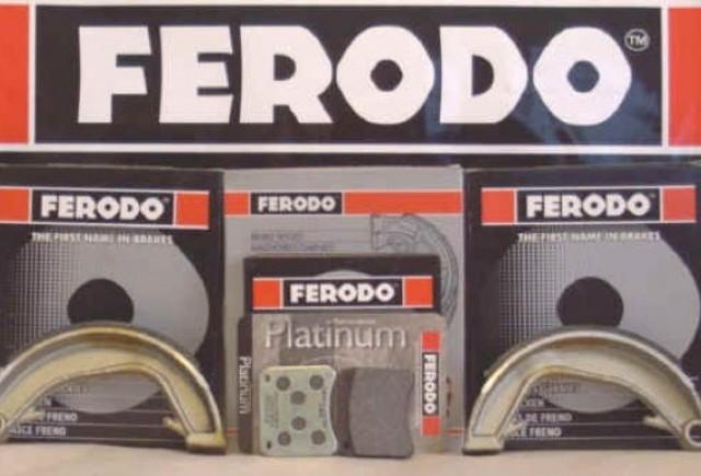 Federal-Mogul reorganizeaza marca de placute de frana Ferodo