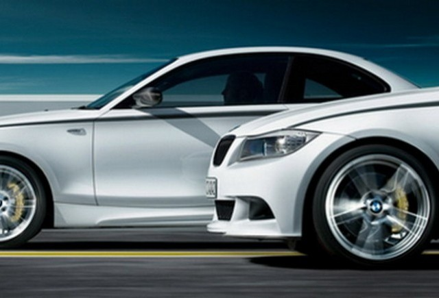 BMW, in continuare, in frunte!