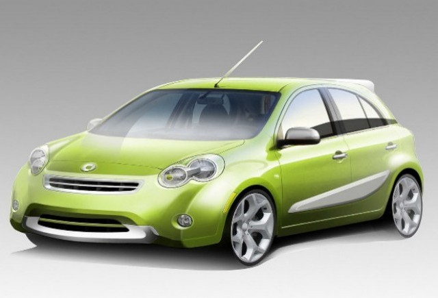 Smart va lansa noul ForFour in 2011