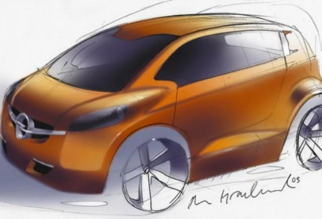 Opel pregateste un rival pentru Fiat 500