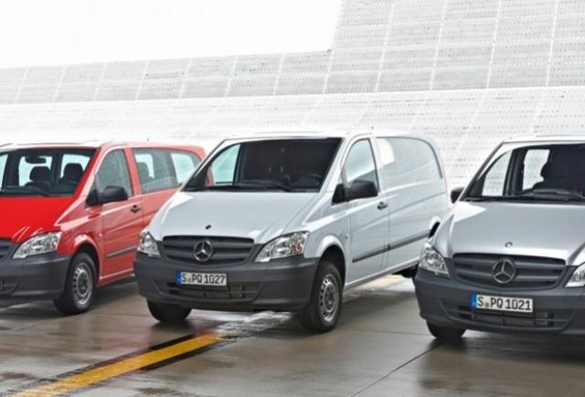 Mercedes a lansat noul Vito in Romania