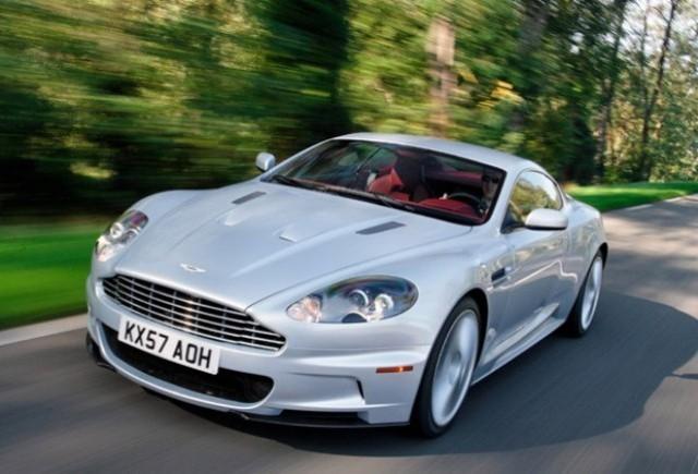 Aston Martin recheama in service 1.090 de vehicule