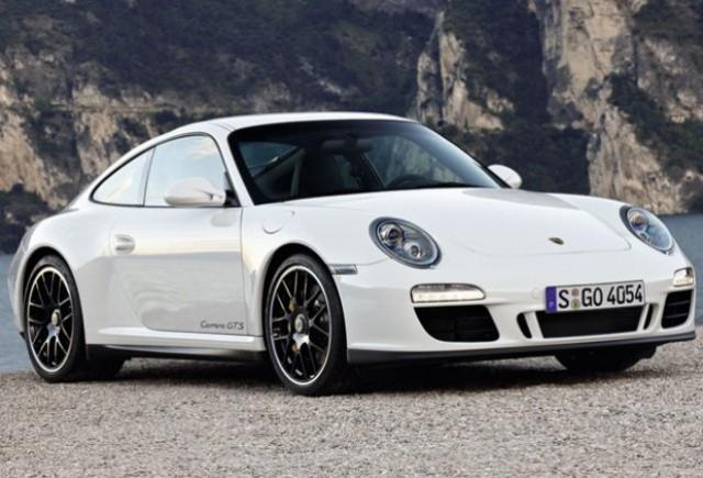 VIDEO: Lansarea lui Porsche 911 Carrera GTS la Paris