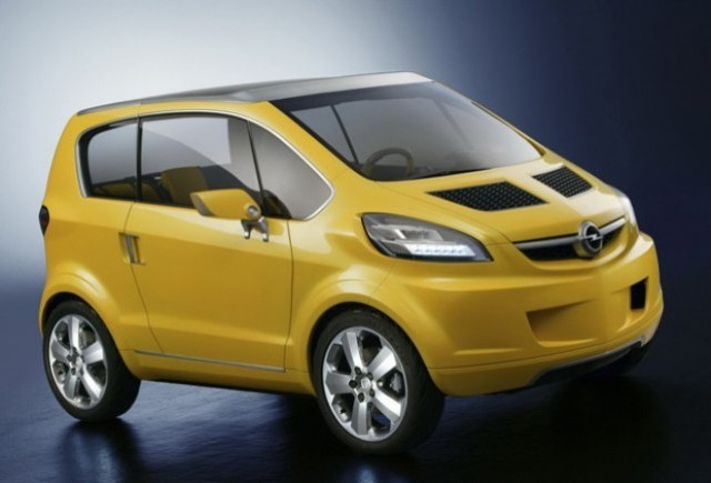Noul model mini Opel va fi rivalul lui Fiat 500