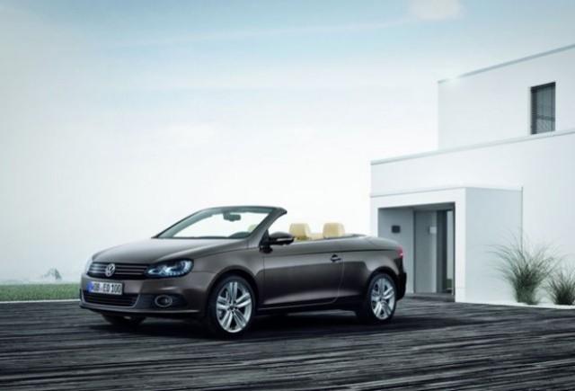 Volkswagen a prezentat noul Eos facelift