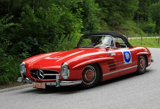 Istoria Mercedes-Benz 1871-1960