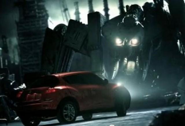 VIDEO: Noi clipuri de promovare cu Nissan Juke