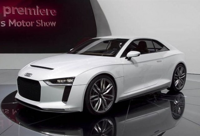 Audi ar putea produce in serie limitata conceptul Quattro