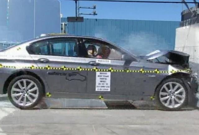 Noul sistem american de evaluare al securitatii vehiculelor
