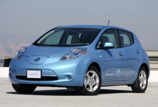 Nissan intentioneaza sa ofere vehicule, cu imprumut, proprietarilor de Leaf