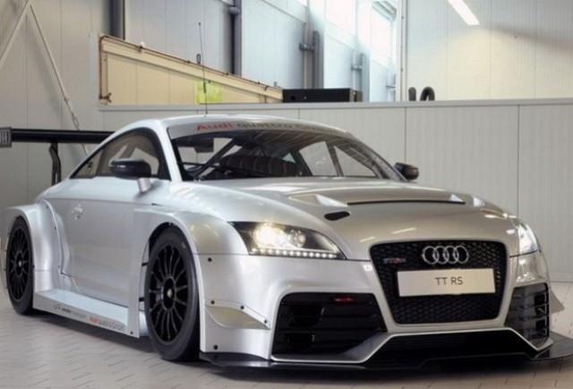 Audi TT RS Endurance