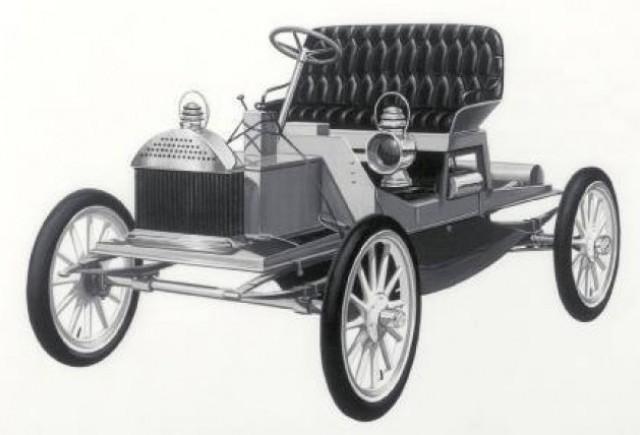 Istoria Buick – primii ani