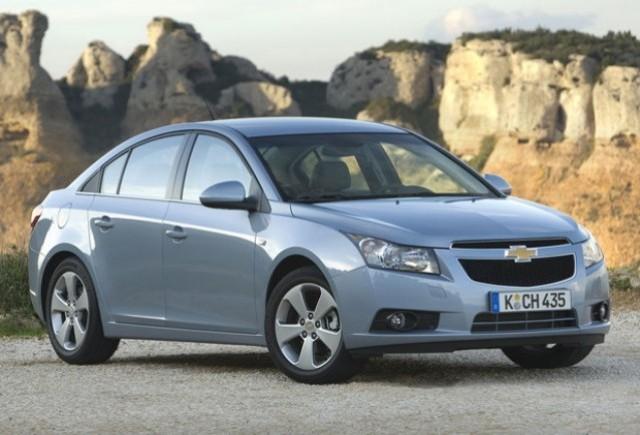 Chevrolet a crescut cu 10% pe piata europeana in 2010