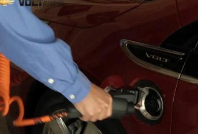 VIDEO: Chevrolet ne arata cum se incarca Volt de acasa