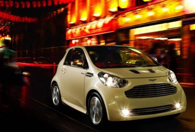 OFICIAL: Aston Martin va produce modelul mini Cygnet