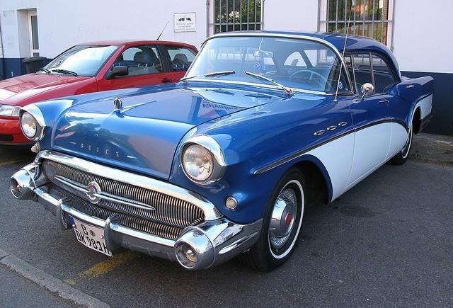 Istoria Buick – 1910-1950