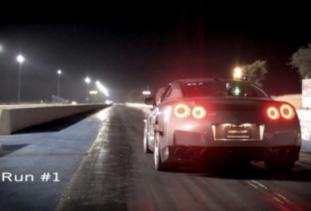 VIDEO: Iata cel mai rapid Nissan GT-R!
