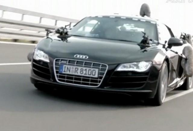 VIDEO: Care este sunetul perfect pentru Audi?