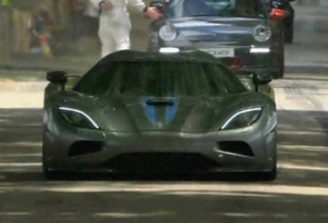 VIDEO: Noul Koenigsegg Agera in actiune