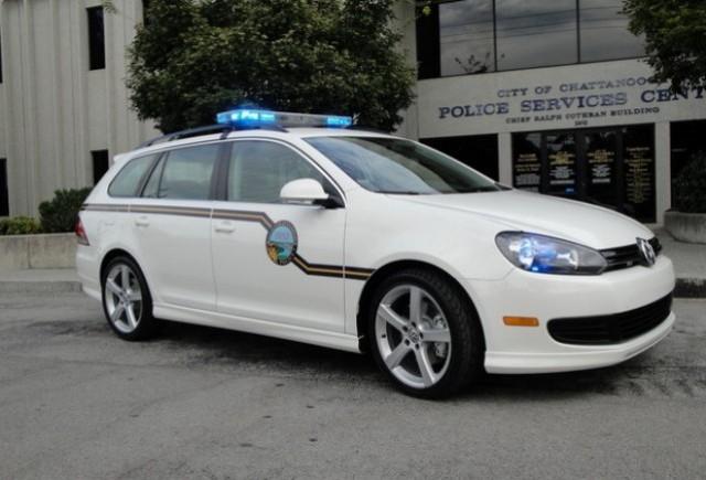 Volkswagen Jetta SportWagen TDI, noua masina de politie americana!