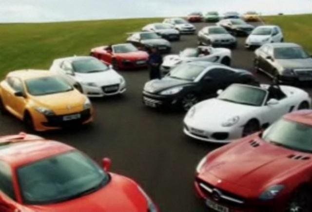 VIDEO: Cele mai bune 20 de masini de performanta din lume