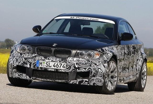 Noi detalii si imagini ale BMW M1 Coupe