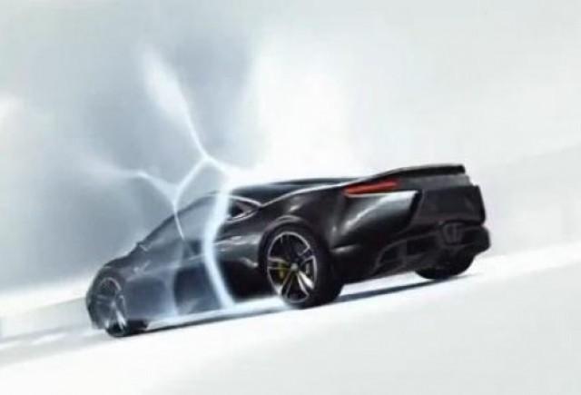 VIDEO: Noul Lotus Esprit se prezinta