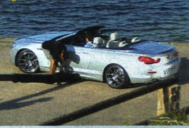 Acesta ar putea fi noul BMW Seria 6 Cabrio!