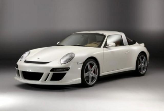 Ruf a realizat modelul Roadster bazat pe Porsche 911 Targa