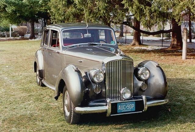 Istoria Bentley