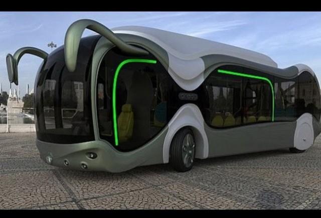 Credo E-Bone, autobuzul viitorului