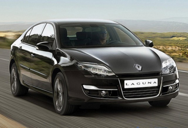 Renault Laguna facelift, de la 22.000 euro cu TVA in Romania