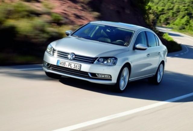 GALERIE FOTO: Noul Volkswagen Passat prezentat in detaliu