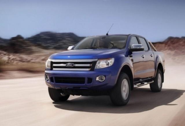 OFICIAL: Iata noul Ford Ranger!