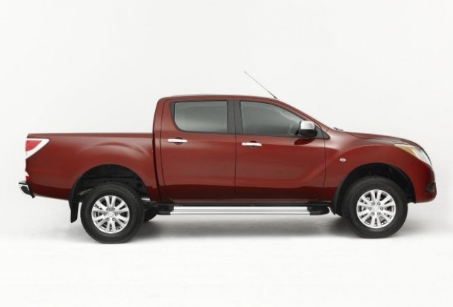 OFICIAL: Noul Mazda BT-50