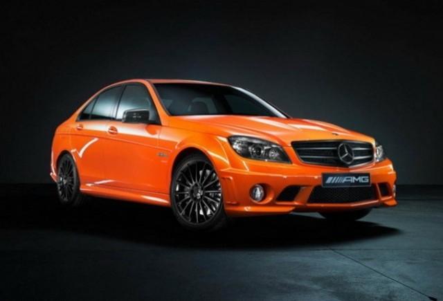 Mercedes prezinta modelele C63 si SLS AMG in Australia