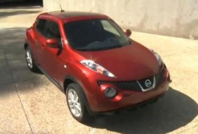 VIDEO: De unde s-a inspirat designul lui Nissan Juke