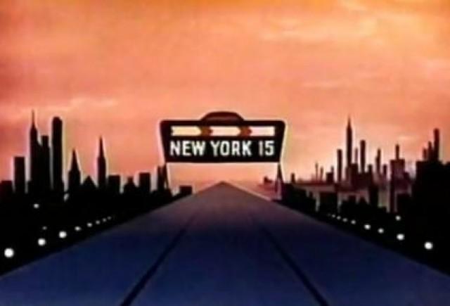 VIDEO: Autostrada viitorului imaginata de Disney