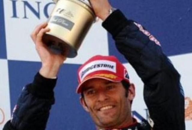 Webber va continua sa atace in finalul sezonului