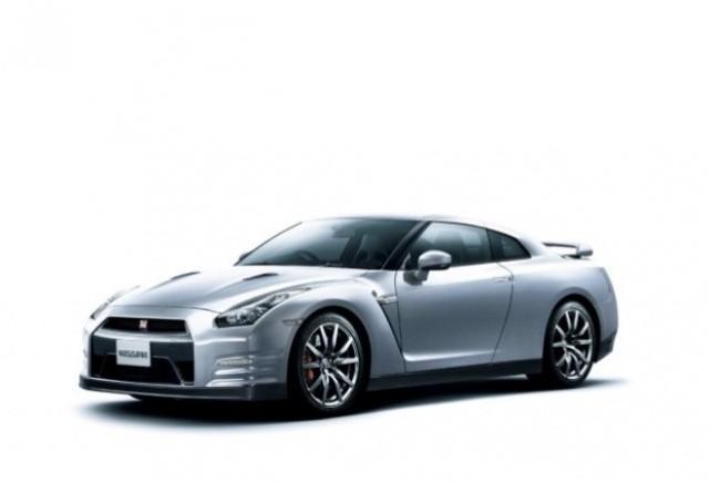 GALERIE FOTO: Noul Nissan GT-R facelift in detaliu