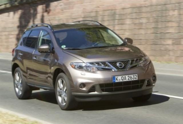 Nissan pregateste modelul Murano CrossCabriolet