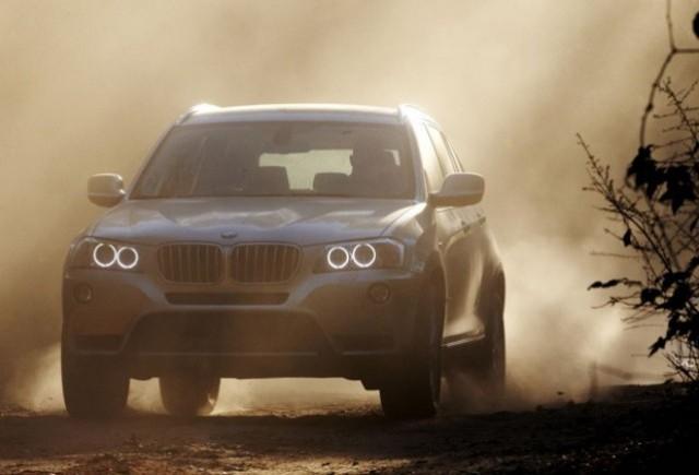 Galerie Foto: Noi imagini oficiale cu BMW X3
