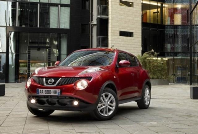 Nissan Juke, in Romania de la 12.850 de euro cu TVA