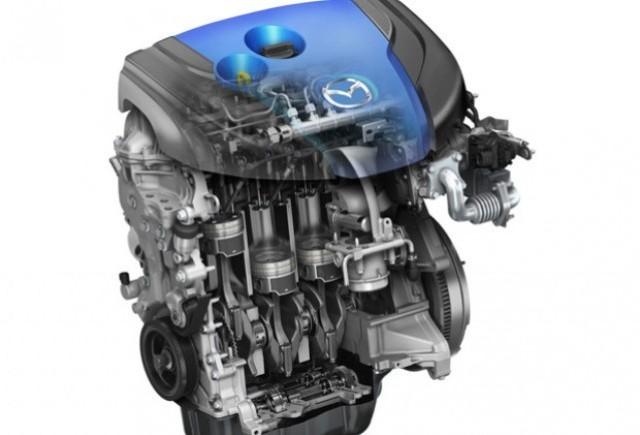 Noile tehnologii Mazda SKYACTIV